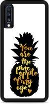 Galaxy A70 Hardcase hoesje Big Pineapple