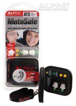 Alpine - MotoSafe   - Oordoppen Motorrijder - 1 paar + 1  reserve oordopje extra