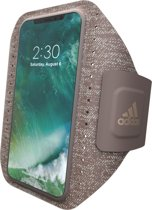 adidas Sports Armband for iPhone X sesame