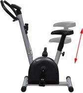 Fitness Fiets met Scherm - Hometrainer - Airbike - Cross trainer