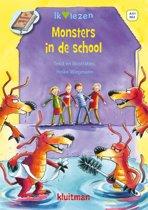 Ik ♥ lezen - Monsters in de school