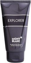 MULTI BUNDEL 2 stuks Montblanc Explorer After Shave Balm 150ml