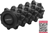 Gymstick Pro Foam Grid Roller - Met Trainingsvideo's