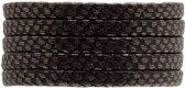 Plat Koord (5 x 2 mm) Sparking Scales Black (1 Meter)