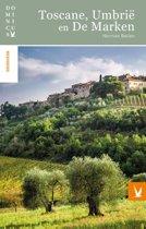Dominicus Regiogids - Toscane, Umbrië en De Marken