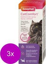Beaphar Catcomfort Kalmerende Spray - Anti stressmiddel - 3 x 30 ml