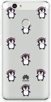 Huawei Nova Hoesje Chillin like a penguin