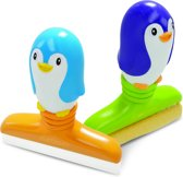 Scrubby and Squeegee Friends - Reinigende Badvriendjes