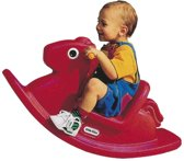 Little Tikes Hobbelpaard - Rood