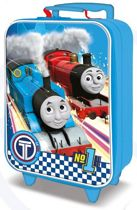 Thomas de Trein Trolley - Kinderkoffer - 40 cm - Blauw