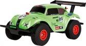 VW Beetle, green