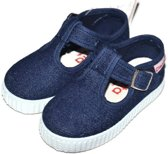 Cienta - Canvas kinderschoen - denim
