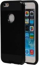 Wicked Narwal | Tough Armor TPU Hoesje voor iPhone 6 Zwart