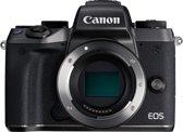 Canon EOS M5 MILC Body 24,2 MP CMOS 6000 x 4000 Pixels Zwart