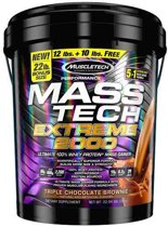 Mass Tech Extreme 2000 10000gr Triple Choco Brownie