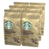 Starbucks® Veranda Blend™ Blonde® Roast Gemalen Filterkoffie - 6 x 200 gram