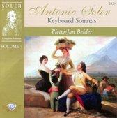 Soler: Complete Sonatas, Vol. 3 (Keyboard Sonatas)