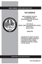 Atp 6.02.72 McRp 3-30b.3 (Formerly McRp 3.40.3a) Nttp 6-02.2 Afttp 3-2.18 Multi-Service Tactics, Techniques, and Procedures for Tactical Radios November 2013