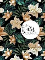 Mijn Bullet Journal Black Flower+15 Bullet Journal Stencils + 1 Letter Sjabloon