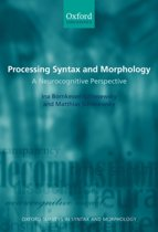 Processing Syntax and Morphology