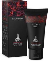 Hendels Garden Titan gel - stimulerende gel voor de man - 50ml