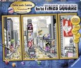 Ravensburger schilderen op nummer New York Times Square