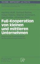 FuE-Kooperation von Kleinen und Mittleren Unternehmen
