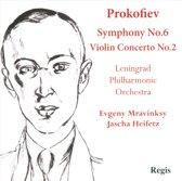 Symphony 6 / Violin Concerto 2