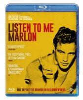 Listen To Me Marlon (blu-ray)