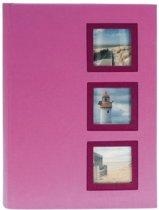GOLDBUCH GOL-17387-R insteekalbum VIEW voor 300 foto's - Roze