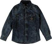jongens Blouse Retour Jongens blouse jongen blauw - Maat 134/140 8718714304315