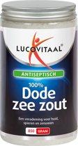 Lucovitaal - Dode Zeezout in pot - 850 gram - Badzout
