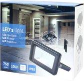 LED's Light floodlight 10W 750Lm 4000K IP65