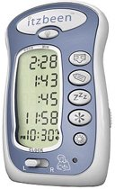 Luvion Itzbeen - Baby Care Timer - Blauw