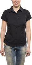 Columbia Silver Ridge Short Sleeve Shirt black Maat S