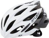 Giro Savant racefiets helm wit Hoofdomtrek 58-65 cm
