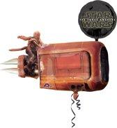 Aluminium ballon van Star Wars VII™ - Feestdecoratievoorwerp