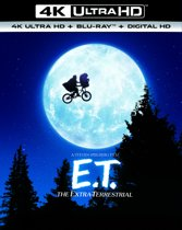 E.T.: The Extra-Terrestial (4K UHD Blu-ray)