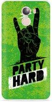Wileyfox Swift 2X Hoesje Party Hard 3.0