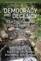 Democracy and Decency