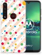 Motorola Moto G8 Plus TPU bumper Dots