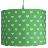 Bink Bedding Hart - Hanglamp - Lime