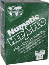 Numatic stofzuigerzakken NVM-1AH