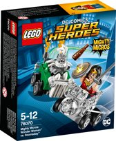LEGO Super Heroes Mighty Micros Wonder Woman vs. Doomsday - 76070