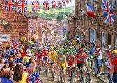 Gibsons Le Tour de Yorkshire Puzzel - 1000 stukjes