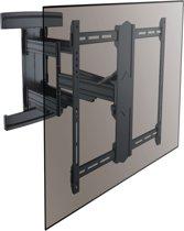 Cavus WME602 Heavy Duty TV Muurbeugel - XL TV ophangbeugel voor 37 - 80 Inch  max 70 kg - Draaibare VESA TV muursteun - 800mm