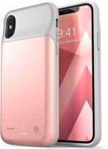 i-Blason batterij hoesje iPhone 8 Plus Roze Goud