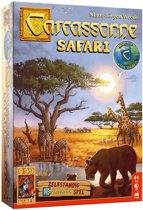 Carcassonne: Safari Bordspel