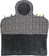 Luier verkleed matje Frost Grey (50x70cm)