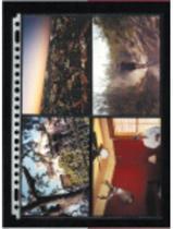 Multo Showtas Speciaal A4 23-rings Fototas - 10 stuks